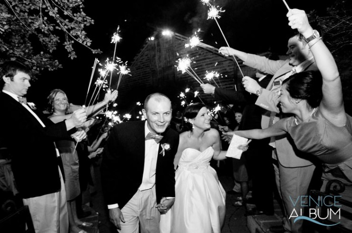 Photographing a Sparkler Exit