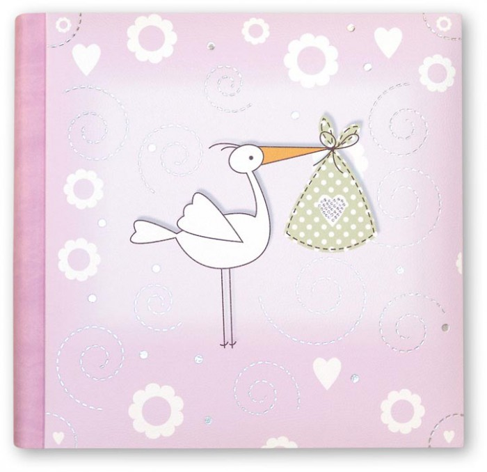 Pink Stork cover