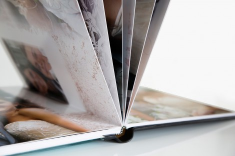 Wedding Albums on Photographic Paper